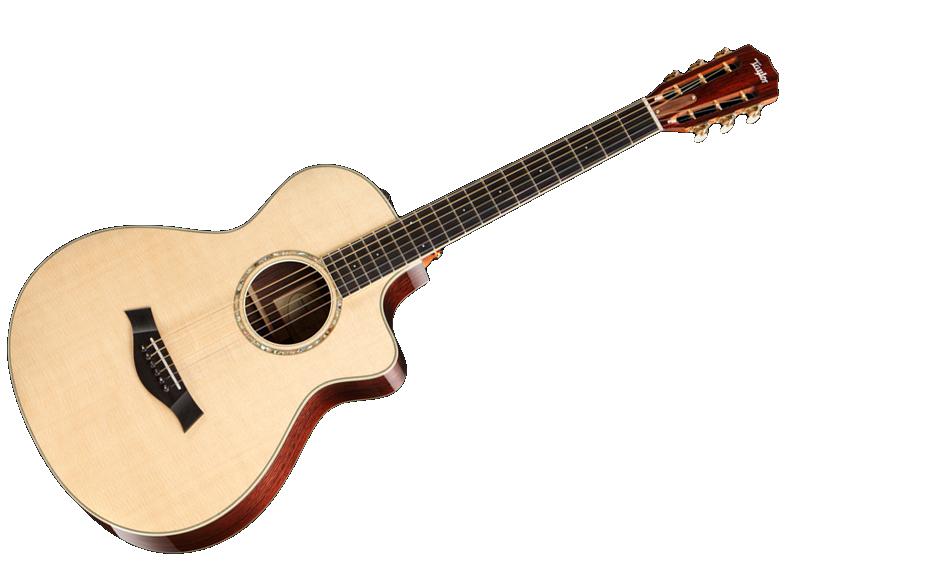 Taylor Announces 12 Fret Acoustic Guitar