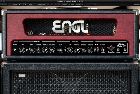 ENGL RT Red