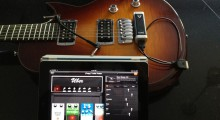 ∞ iPad Guitar Setup
